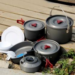Набор посуды походный Cooking Set DS-309