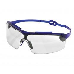 Очки прозрачные поворотные удленённые дужки