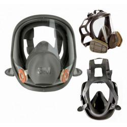 Полная маска 3М, серии 6800