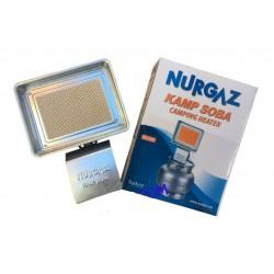 Газовый обогреватель Nurgaz BG-309 инфракрасная горелка
