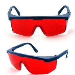 Очки защитные Комфорт Лазер линза красная