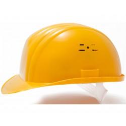 Каска строительная (цвет жёлтый)