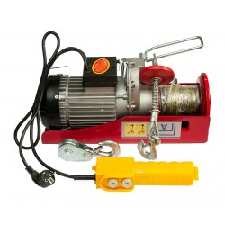 Таль электрическая канатная (электротельфер) Toho РА1000А