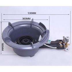 Горелка газовая LPGBurn ZY10L-04 30 кВт