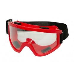 Очки защитные Vision Gold (линза ПК с анти-бликовым покрытием) красный