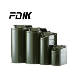 Канистра стальная 20л (FPIK)