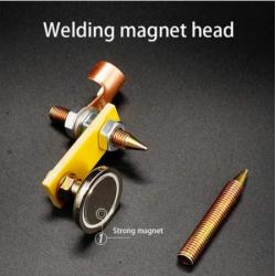 Магнитная масса для сварки ( рассасывающийся вес 3 кг )