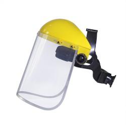 Маска сварщика - откидное стекло.