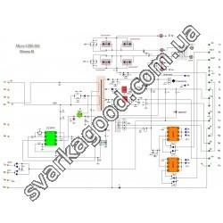 Электроды нержавейка AWS E316L-16 Ф2.0х300мм
