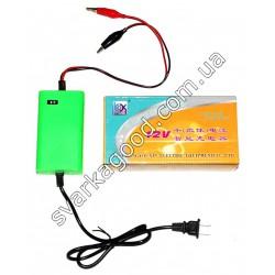 Зарядное для аккумулятора 12 V