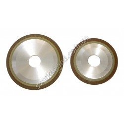 Алмазный диск для заточки 125мм (плоский)