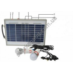 Солнечная панель мини 12V
