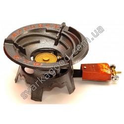 Газовая горелка чугунная настольная 35х20 см