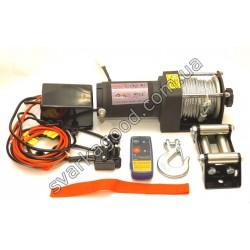 Лебедка электрическая 3000 LB 12V 1380 кг