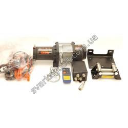 Лебедка электрическая 3000 LB 12V 1480 кг